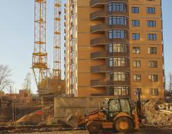 Жилой комплекс, Воронеж, ул.45 Стрелковой Дивизии