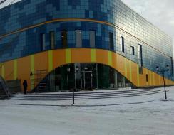 Ледовая арена, г.Нововоронеж